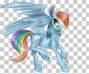 Pony Horse Unicorn Cartoon PNG