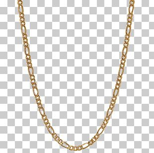 Necklace Chain Gold Jewellery Charms & Pendants PNG
