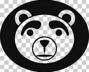 Bear Graphics Logo Graphic Design PNG