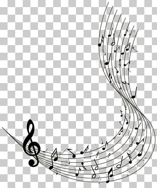 Staff Musical Note Music PNG
