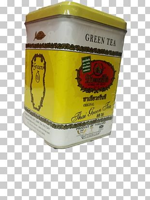 Thai Tea Green Tea Iced Tea Milk PNG