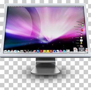 Computer Computer Monitor Desktop Computer PNG