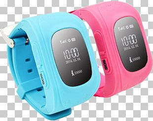 Smartwatch GPS Tracking Unit GPS Watch Smartphone PNG