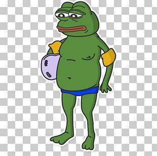 Meme Pepe The Frog Desmotivación Tree Frog Illustration PNG