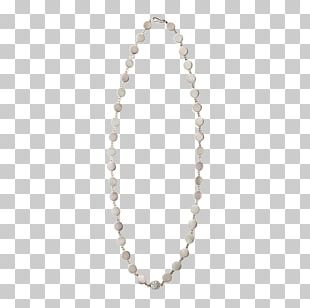 Pearl Earring Necklace Jewellery Chain PNG