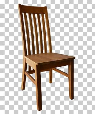 Chair Table Wood Dining Room PNG