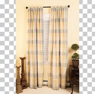 Curtain Window Treatment Roman Shade Dupioni PNG