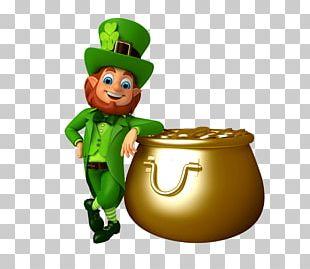 Saint Patrick's Day Leprechaun State Patty's Day PNG