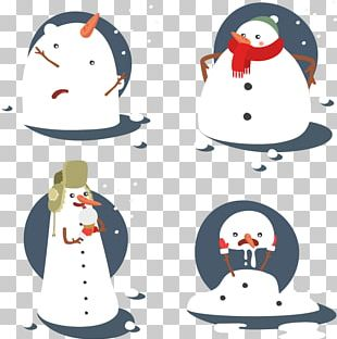 Snowman Christmas Icon PNG