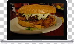 Buffalo Burger Cheeseburger Hamburger Junk Food Slider PNG