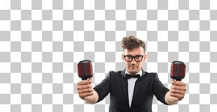 Microphone Disc Jockey Karaoke System Song PNG
