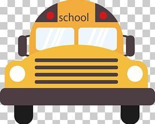 School Bus Transport PNG