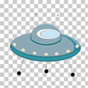 Flying Saucer Unidentified Flying Object Cartoon PNG