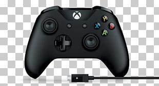 Xbox 360 Controller Xbox One Controller Game Controllers PNG