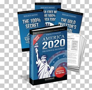 America 2020: The Survival Blueprint United States Book Stansberry Research Drawing PNG