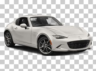 2017 Mazda MX-5 Miata RF Grand Touring Personal Luxury Car Mazda MX-5 RF PNG