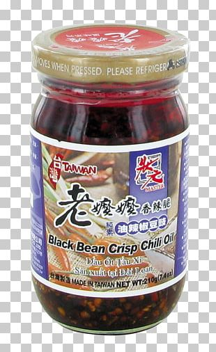 Sesame Oil Sauce Chili Oil Chili Pepper PNG