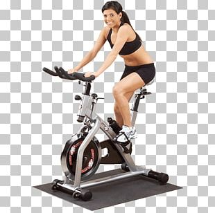 Stationary Bicycle Physical Fitness Exercise Equipment Physical Exercise PNG