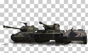 Churchill Tank World Of Tanks Gun Turret Self-propelled Artillery PNG