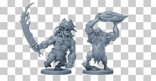 Cool Mini Or Not Blood Rage Board Game PNG