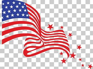 Flag Of The United States 4TH OF JULY STREET DANCE Independence Day PNG