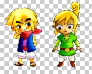 Link The Legend Of Zelda: Phantom Hourglass The Legend Of Zelda: The Wind Waker Princess Zelda The Legend Of Zelda: Twilight Princess HD PNG