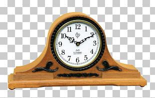 Alarm Clocks Wood Quartz Clock Watch PNG