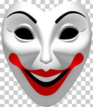 Joker Mask PNG