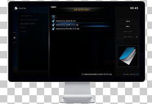 Kodi Computer Monitors Installation Plug-in Smart TV PNG