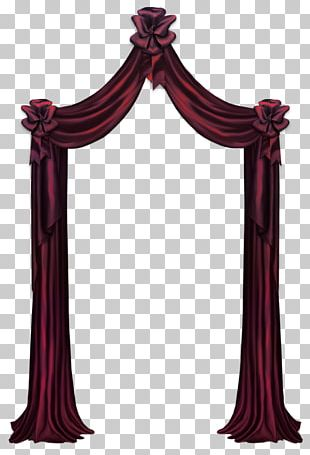 Window Curtain Drapery PNG