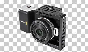 Cinema Camera Blackmagic Pocket Cinema Blackmagic Design PNG