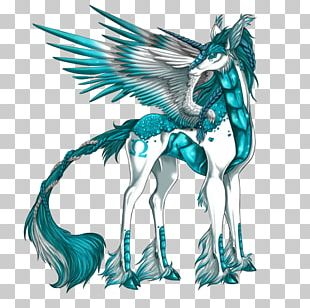 Dragon Horse Costume Design Cartoon PNG