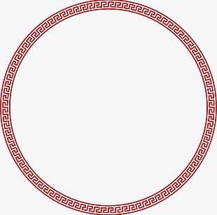 Circular Border PNG