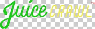 Juice Crawl Cold-pressed Juice Brown Paper Tickets Logo PNG