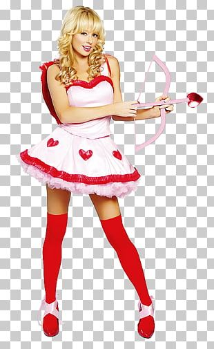 Costume Party Woman Clothing Cupid PNG