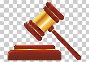 Hammer Court Judge PNG