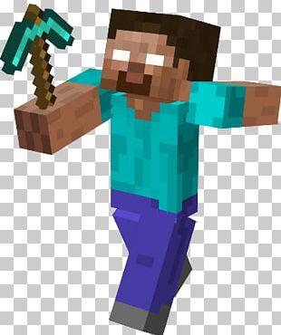 Minecraft Hero PNG