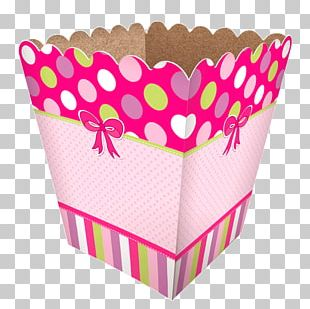 Pink M RTV Pink Cup Basket Baking PNG