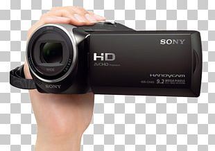 Sony Handycam HDR-CX405 Sony Handycam HDR-PJ410 Sony Corporation Camcorder 索尼 PNG