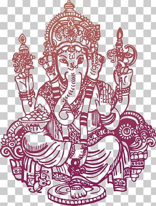 Ganesha Shiva Krishna Drawing Rama PNG