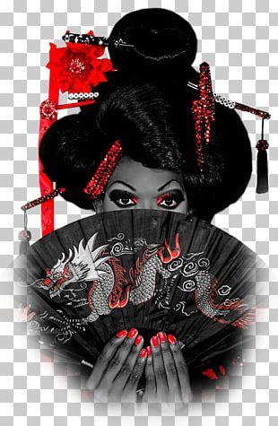 Tattoo Geisha Japanese Art Blog PNG