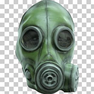 Gas Mask Latex Mask Costume Party PNG