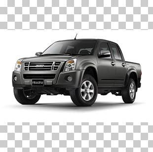 Isuzu D-Max Isuzu Motors Ltd. Pickup Truck Car PNG