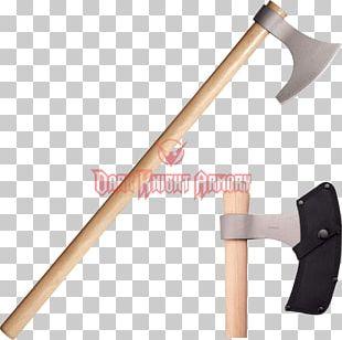 Splitting Maul Knife Cold Steel Viking Axe PNG