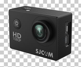 Action Camera SJCAM SJ4000 1080p 4K Resolution PNG