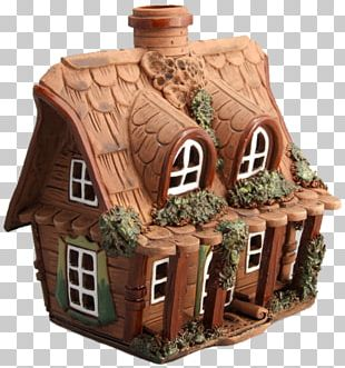 Fairy Tale House PNG