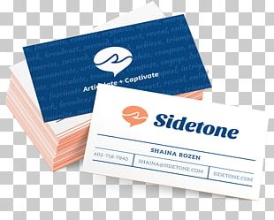 Business Cards Product Logo Post Cards PNG