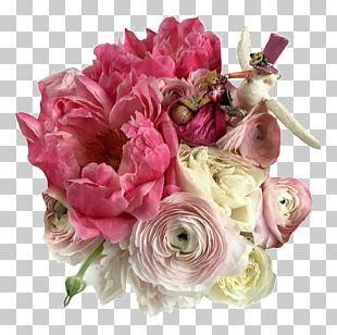 Garden Roses Vase Flower Bouquet Floral Design Birthday PNG