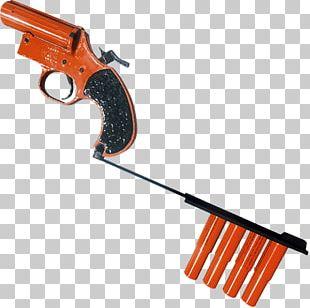 Gun Barrel Flare Gun Firearm Weapon PNG