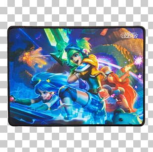 League Of Legends Computer Mouse Mouse Mats Royal Never Give Up 2017 Mid-Season Invitational PNG